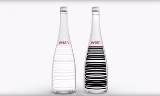Evian Water By Alexander Wang