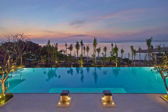 Bali Sanur Hotels Beach
