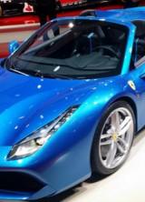 Ferrari 488 Spider At Frankfurt Motor Show
