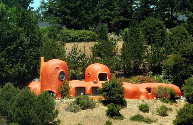 Flintstones' House