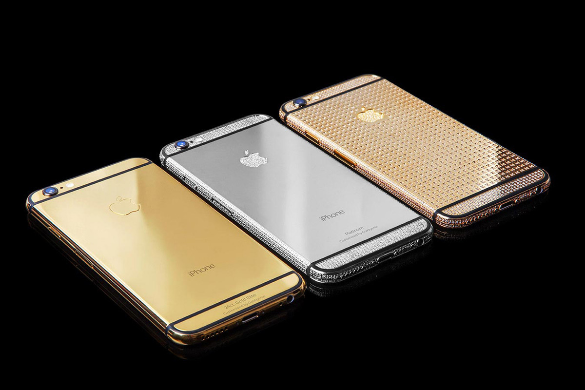 Pre-Order Your Goldgenie's Customised iPhone 6s ...