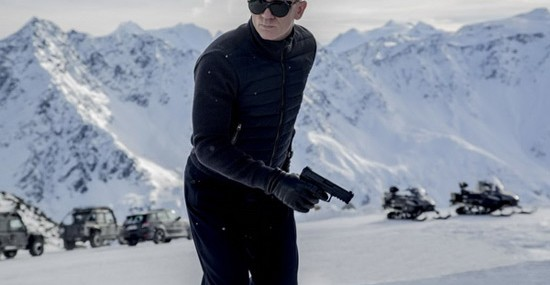 Agent 007 – James Bond In Tom Ford Suits