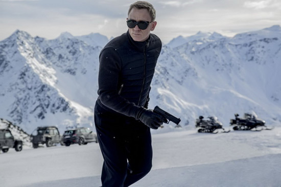 James Bond In Tom Ford Suits