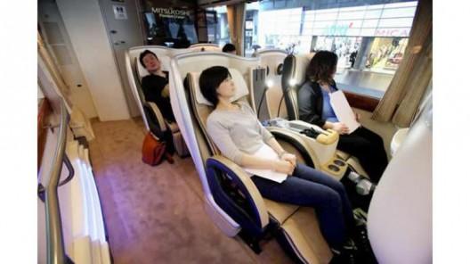 Japanese Luxury Bus Tours