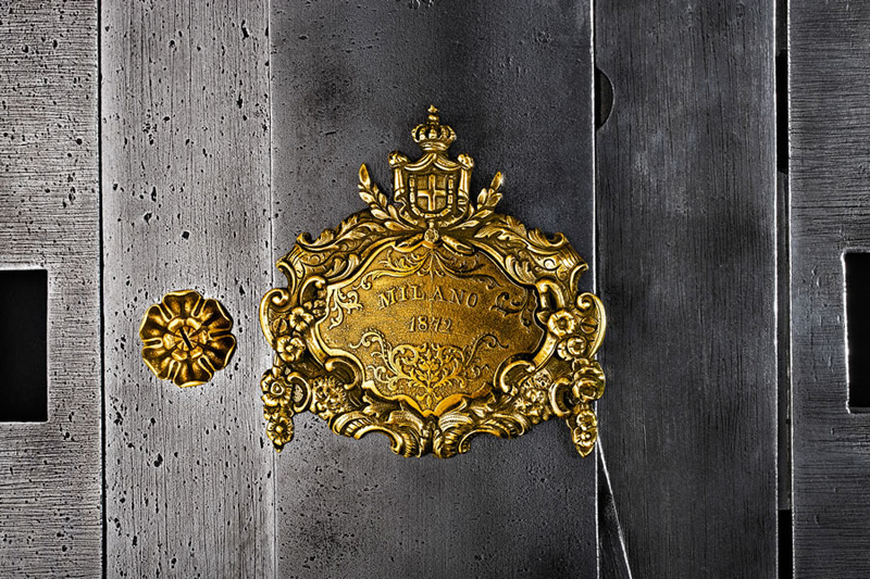 Döttling's Morosini Safe Once Owned By Victor Emmanuel II
