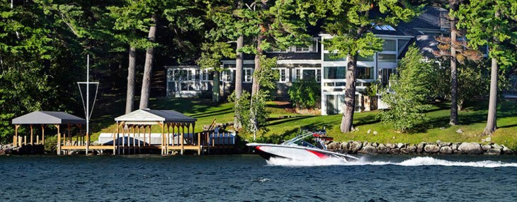 Lake Winnipesaukee Estate Goes Under the Hammer by Heritage Auctions