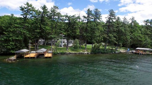 Lake Winnipesaukee Estate