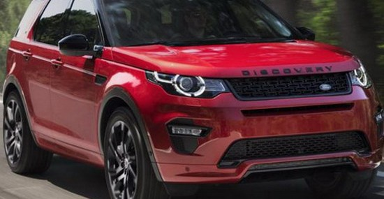 Land Rover Discovery Sport Dynamic Special Edition
