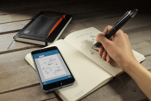 Inspiration Paired With Innovation - Livescribe 3 Smartpen Moleskine Edition