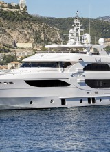 Gulf Craft's Largest Superyacht Draws Crowds at the Monaco Yacht Show