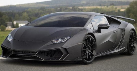Mansory Lamborghini Huracan With 1250 HP
