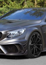 Mansory Mercedes S63 AMG Coupe Black Edition