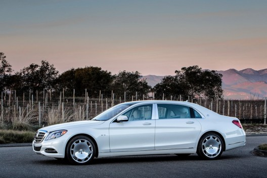 Maybach Mercedes S600