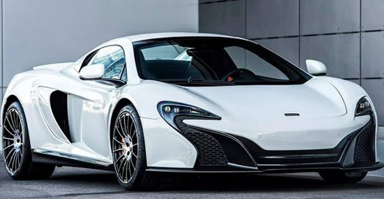 McLaren 650S Spider Nurburgring 24H Edition In A Limited Series