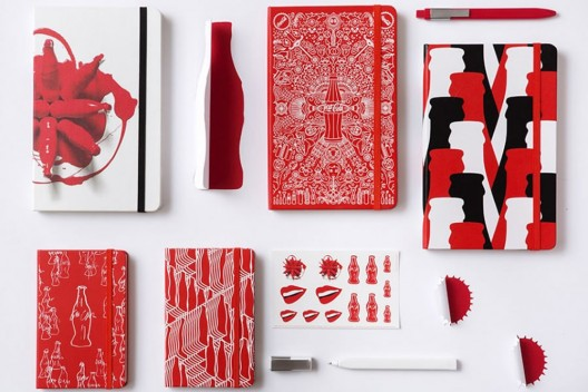 Moleskine Coca-Cola Inspired Limited Edition Notebook Collection