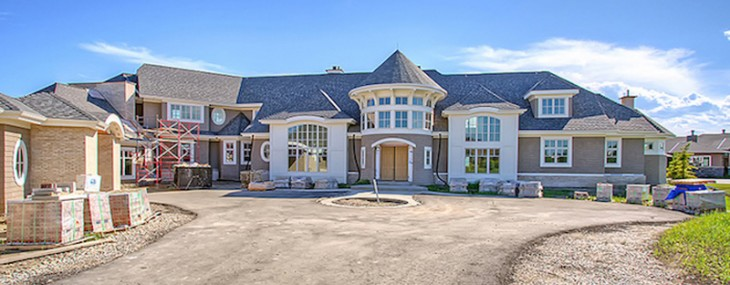 Morgan's Rise Masterpiece, Calgary On Sale For $7 Million