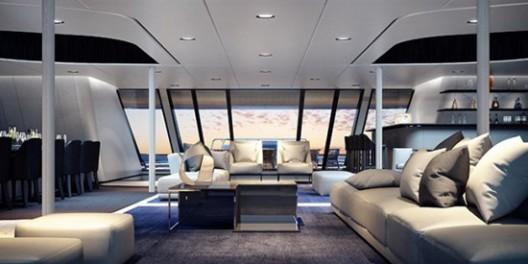 Ottantacinque - New Pininfarina Mega Yacht