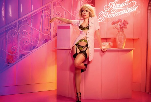 Paloma Faith - Star of Agent Provocateur Fall 2015 Campaign