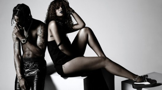 'Puma by Rihanna Collection' Is Here