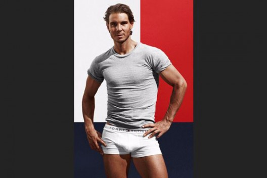 Rafael Nadal - New Face And Body For Tommy Hilfiger