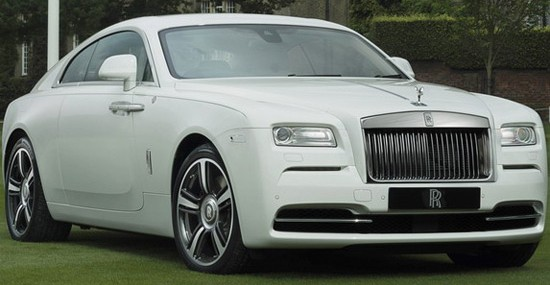 Unique Rolls-Royce Wraith – History of Rugby Special Edition