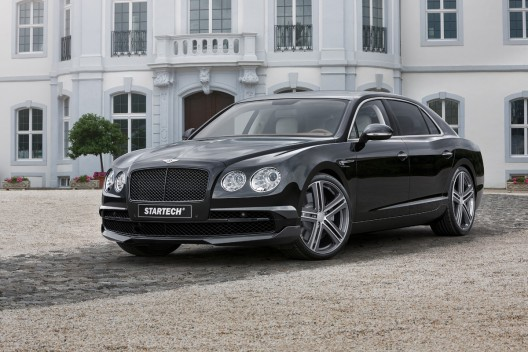 STARTECH Refines the Bentley Continental and Flying Spur