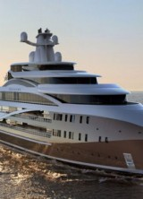 Sea Hawk – Luxury 103m Superyacht To Debut In Monaco