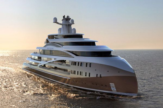 Sea Hawk Superyacht