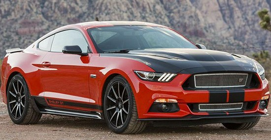 Ford Mustang EcoBoost By Shelby American