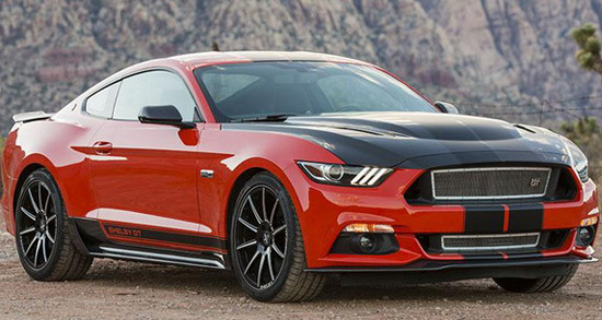 Shelby GT EcoBoost
