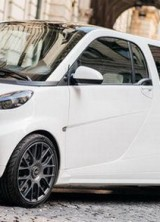Smart Fortwo Limo With Six Wheels By Limousine
