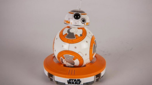 Sphero's BB-8 - The Newest Star Wars Droid