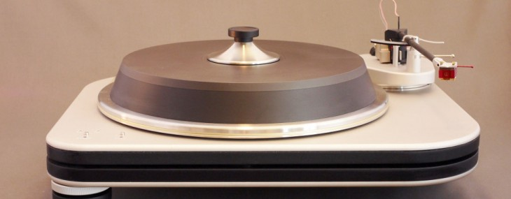 Spiral Groove's SG1.2 Turntable Will Cost You $30,000