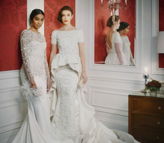 Marchesa Bridal Capsule Collection for St. Regis Hotels & Resorts