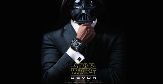 Star Wars Devon Timepiece Will Cost You $28,500