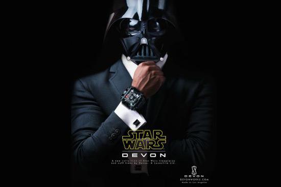 Star Wars Devon Timepiece