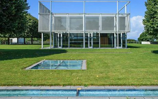 Taghkanic House - Iconic Glass Residence On Sale