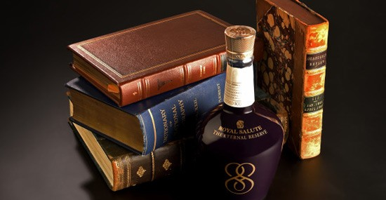 Pernod Ricard's Royal Salute The Eternal Reserve