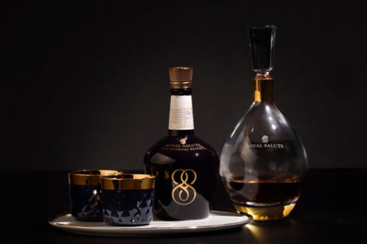 Pernod Ricard's Royal Salute The Eternal Reserve