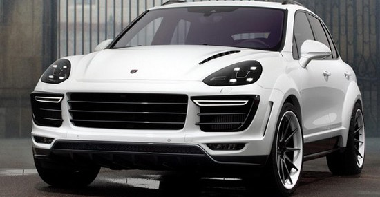 TopCar Porsche Cayenne With Vantage Package