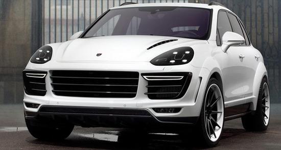TopCar Porsche Cayenne Vantage