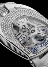 Urwerk UR-106 Lotus - First Ever Women's Watch