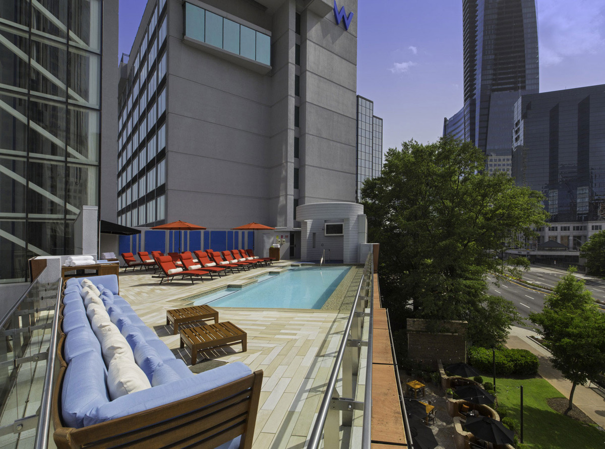 Looking For Chic Hotel In Atlanta? Check Out W Atlanta - Buckhead