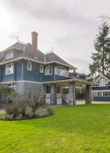 $2 Million Price Cut For C.1912 Shaughnessy Mansion