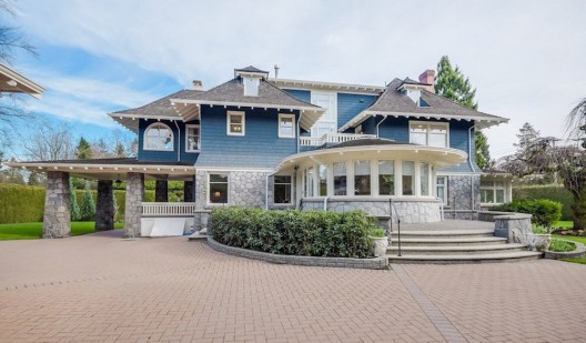 c.1912 Shaughnessy Mansion Takes $2-Million Price Cut