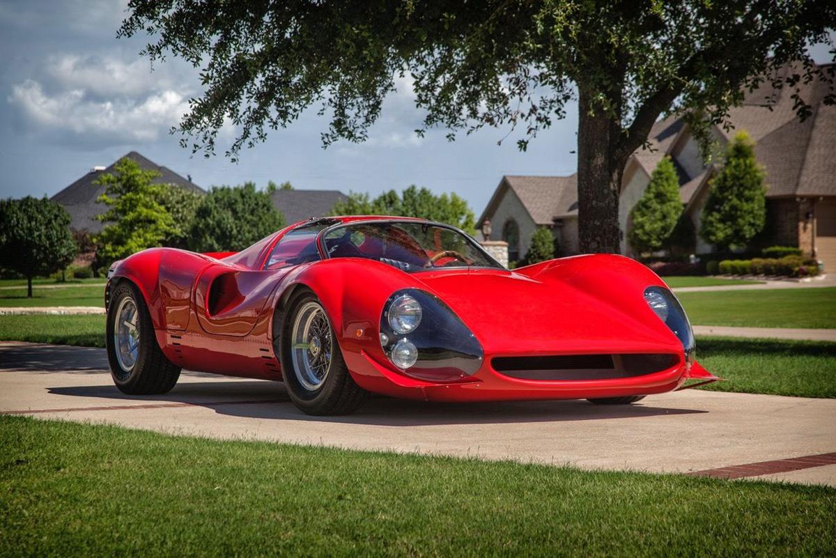 1967 Ferrari Thomassima