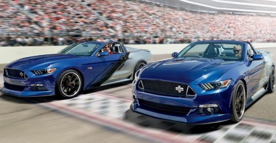 $95,000 Ford Mustang Convertible For Neiman Marcus Christmas Book