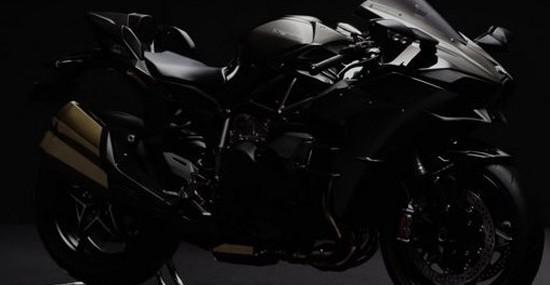 The New Look Of Kawasaki Ninja H2 For 2016