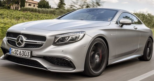 2016 Mercedes S-Class Coupe
