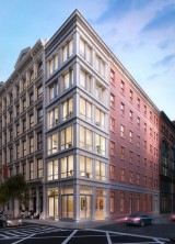 52 Wooster – New Boutique Condominium In SoHo Launched Sales